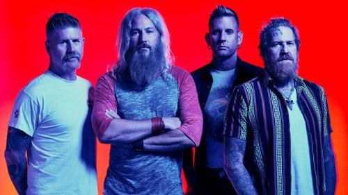 "Mastodon unveil doomy new song ""Sickle and Peace"": Stream"