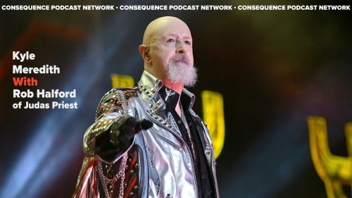 Judas Priest's Rob Halford Dscusses New Music, His Autobiography, and the Movie Rock Camp | Kyle Meredith With...