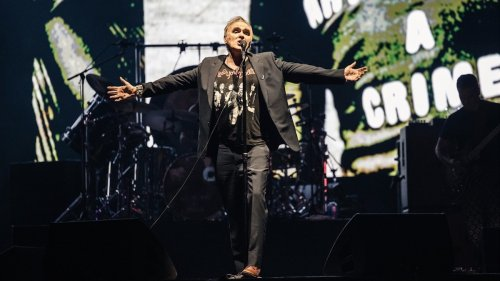 The Agony and Ecstasy of Morrissey at Riot Fest 2021: Concert Review