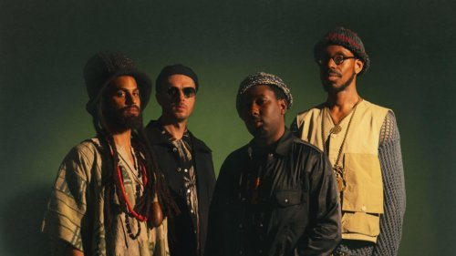 "Sons of Kemet announce new album Black to the Future, share ""Hustle"": Stream"