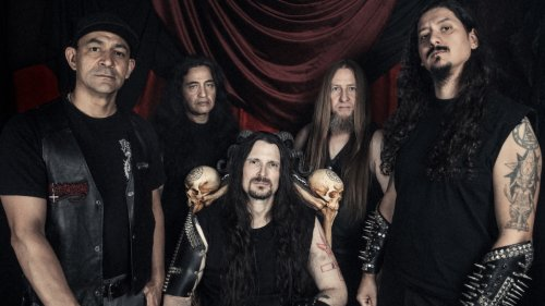 Possessed singer Jeff Becerra walks for first time in more than 30 years