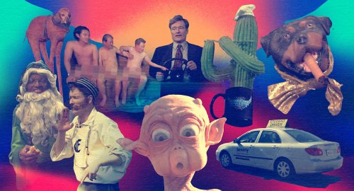 Conan O'Brien's 15 Best Late-Night Comedy Bits of All Time
