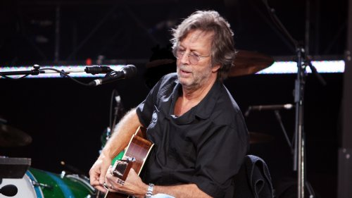 Eric Clapton plays venue with vaccine mandate despite swearing he never would