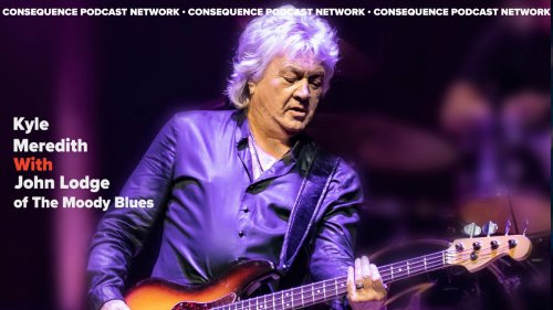 The Moody Blues' John Lodge on Positivity, Exploring His Past, and His Fascination with Space Travel