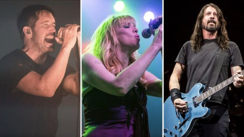 Courtney Love apologizes for since-deleted posts about Trent Reznor and Dave Grohl