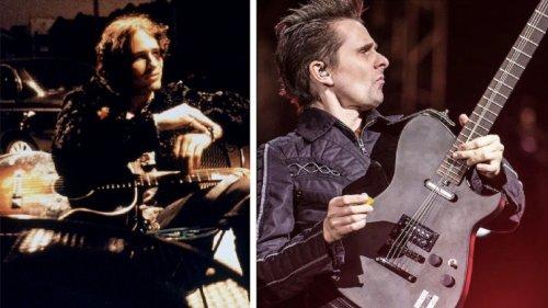 Muse's Matt Bellamy used Jeff Buckley's guitar to make an NFT