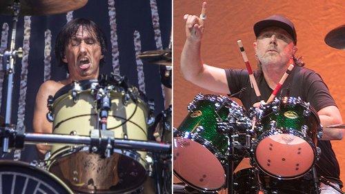 "Gojira's Mario Duplantier: Metallica's Lars Ulrich is a ""Genius"" and the ""best showman drummer in the world"""