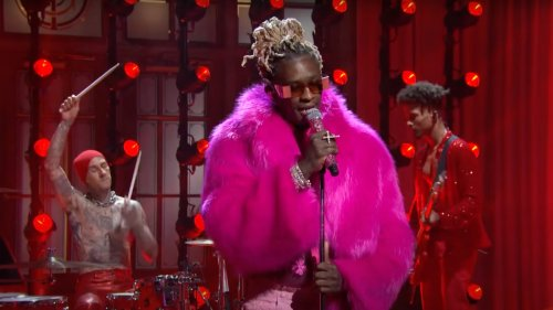 """Young Thug performs """"Tick Tock"""" and """"Love You More"""" on Saturday Night Live: Watch"""