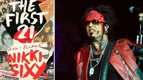 Mötley Crüe's Nikki Sixx to release new memoir in October
