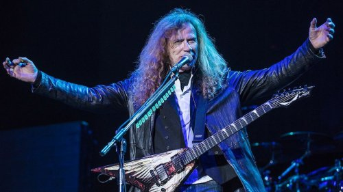 Dave Mustaine confirms name of new Megadeth album and teases snippet of title track