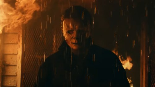 Unmasking of Michael Myers teased in final trailer for Halloween Kills: Watch