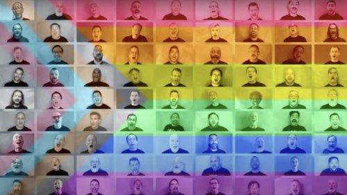 """We'll convert your children"": Satirical song by Gay Men's Chorus awakens conservative rage machine"