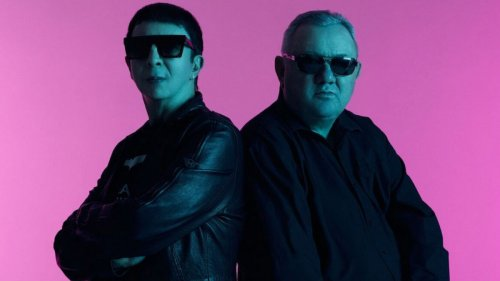 Soft Cell announce comeback album *Happiness Not Included