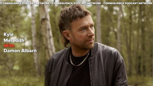 Damon Albarn on His New Solo Album and What's Next for Gorillaz