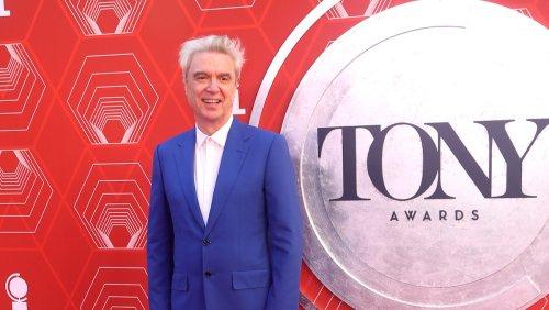 David Byrne's American Utopia wins Tony Award