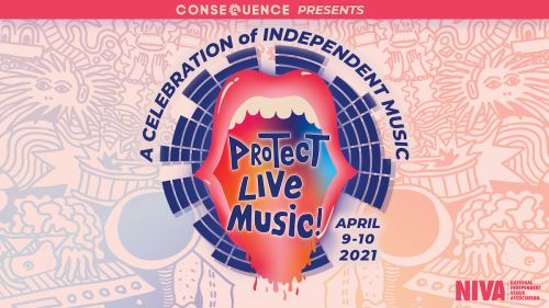 Consequence's Protect Live Music livestream benefit announces schedule, new additions