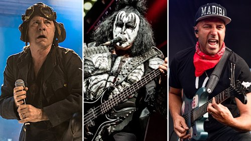 "Gene Simmons rips ""disgusting"" Rock Hall of Fame for snubbing Iron Maiden and RATM"
