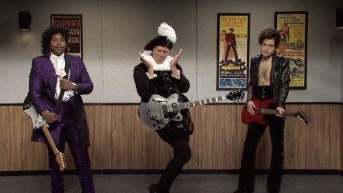 SNL: Rami Malek, Daniel Craig, and Kenan Thompson audition for Prince biopic