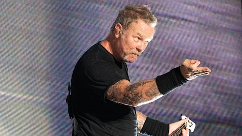 "Metallica's James Hetfield: ""I'm a little skeptical of getting the vaccine"""