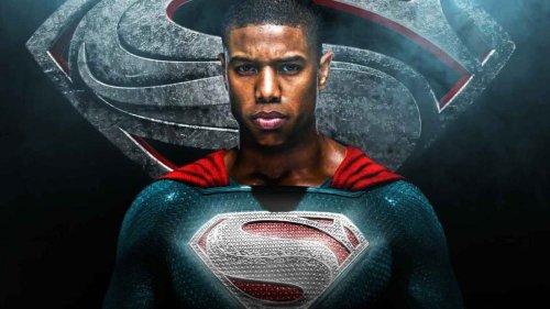 Michael B. Jordan prepping his own Black Superman project