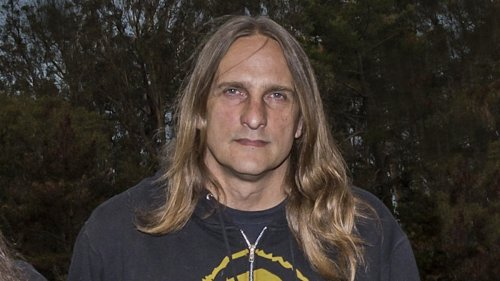 Exodus drummer Tom Hunting is cancer free after undergoing total gastrectomy