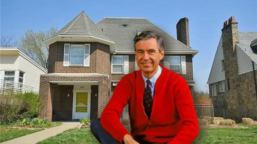 Mister Rogers' house is for sale