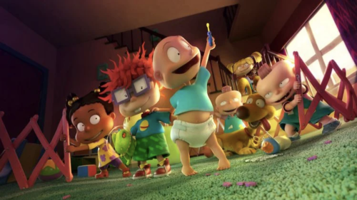 Paramount+ shares trailer for Rugrats CGI revival: Watch