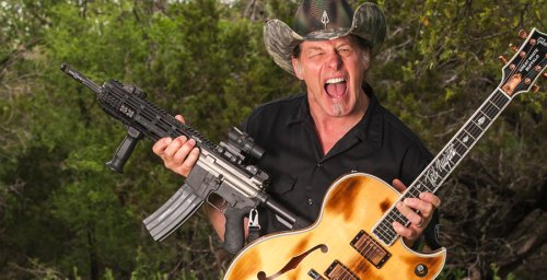Ted Nugent uses the N-word to explain why he isn't racist