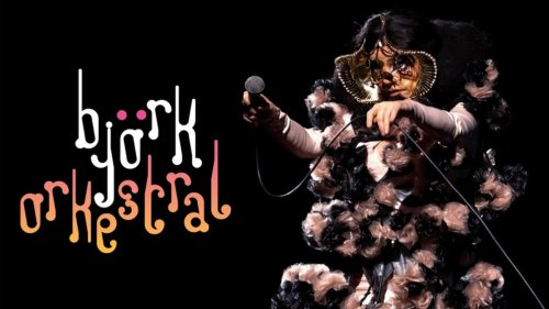 Björk Returns to the Stage For Virtual Orchestral Concert: Recap