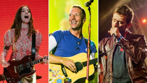 Glastonbury announces Live at Worthy Farm livestream with Coldplay, HAIM, Damon Albarn