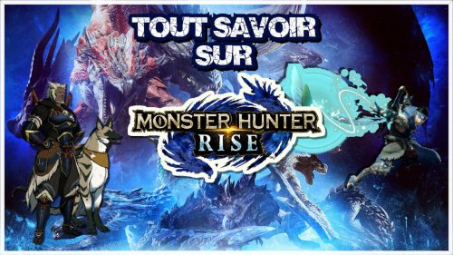 Tout savoir sur Monster Hunter Rise par David et Arnaud !