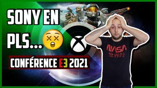 MICROSOFT ÉCRASE SONY ET LA PS5 : Résumé de la conférence XBOX Microsoft/Bethesda de l'E3 2021