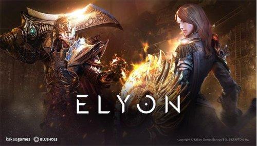 Elyon : Le MMORPG est désormais disponible !