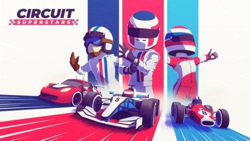 Circuit Superstars : Faites chauffer les moteurs avec ce nouveau jeu de Square Enix et Original Fire Games !
