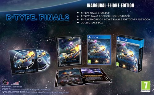 Notre sélection GAMER du jour : R-Type Final 2 – édition Inaugural Flight - 22/04