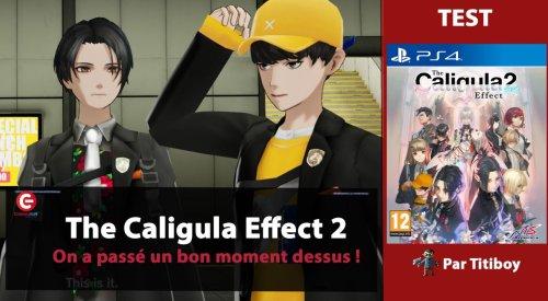 [VIDEO TEST] THE CALIGULA EFFECT 2 sur PS4 et Switch - On a passé un bon moment dessus !