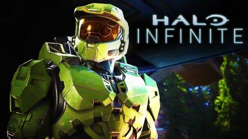 E3 2021 : Halo Infinite, Une cinématique et une vidéo du mode multijoueur !!!! - #E3ConsoleFun