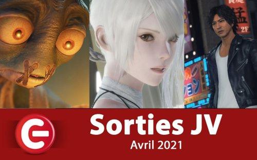 [RAPPEL] Les sorties de JEUX VIDEO du mois d'AVRIL 2021 ! - PS5, Xbox Series...