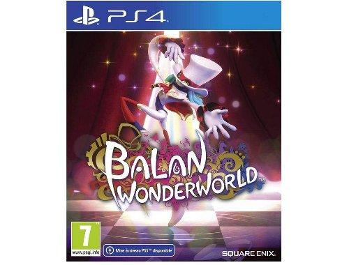 Bon Plan : Balan Wonderworld sur PS4 à 41,92 euros (au lieu de 59,99...)