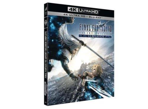 Notre sélection du jour : Blu-ray 4K de Final Fantasy VII - Advent Children Complete - 11/04