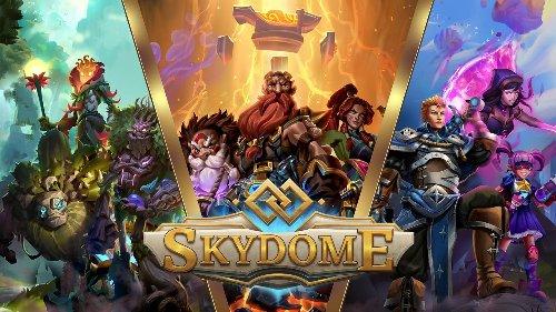 Skydome : Découvrez le nouveau MOBA et Tower Defense de Gamigo !