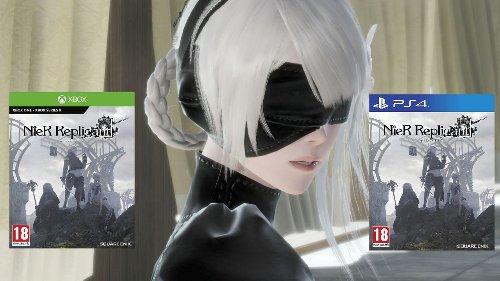 NieR Replicant : Comparatif de prix pour les versions PS4/5, Xbox Series et PC ! Soyez malin... achetez pas cher !