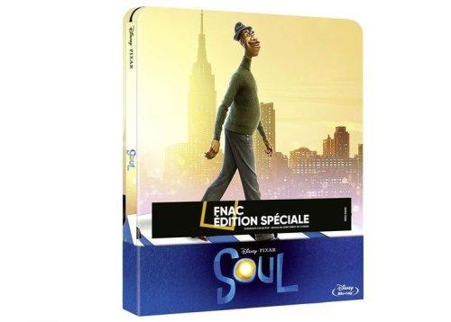 Notre sélection du jour : Edition Steelbook de Soul - Double Blu6ray (exclusif Fnac) - 10/04