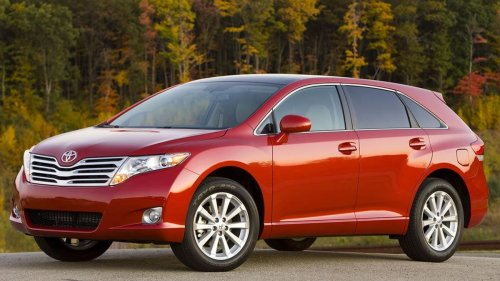 Toyota Venza Recalled Because Side Airbags Might Not Deploy