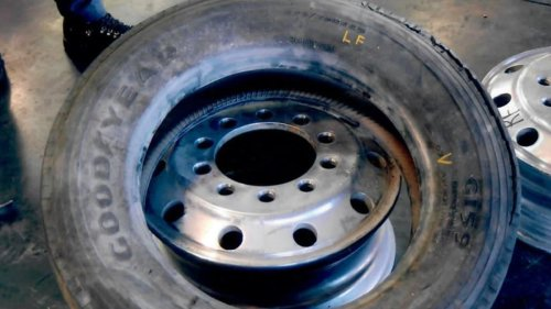 Goodyear RV Tire Linked to Multiple Deaths Is Still on Motorhomes, Listings Indicate