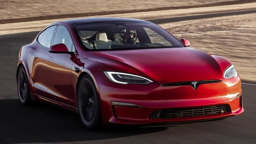 Tesla Model S Goes 'Plaid,' Boosting Range and Power, and Makes Radical Interior Changes