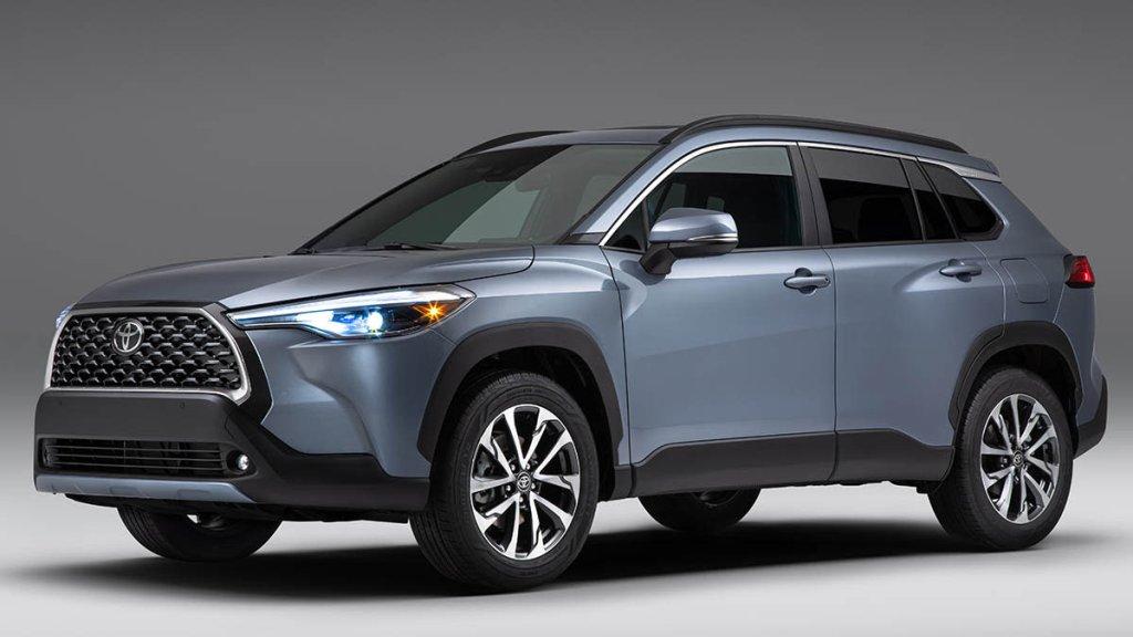 Toyota Corolla Cross - cover