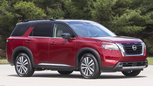 First Drive: Redesigned 2022 Nissan Pathfinder Is a Modern Take on the Original Truck