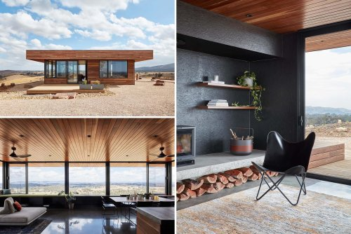 This Off-The-Grid Rural Home Might Be Small, But It Has All The Views