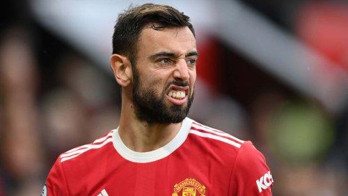 Fernandes doubtful for Manchester United clash with Liverpool, says Solskjaer | Goal.com